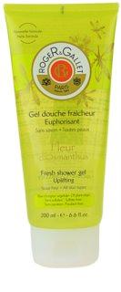 Roger & Gallet Fleur d´ Osmanthus gel de ducha refrescante