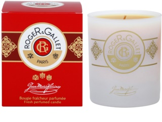 Roger & Gallet Jean-Marie Farina vela perfumada  230 g