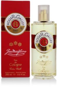 Roger & Gallet Jean-Marie Farina Eau de Cologne unissexo 200 ml