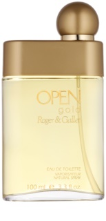 Roger & Gallet Open Gold eau de toilette pentru barbati 100 ml