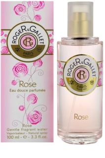 Roger & Gallet Rose eau rafraîchissante pour femme 100 ml
