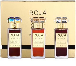 Roja Parfums Aoud Parfum de Voyage set cadou I.