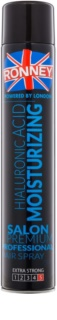 Ronney Hialuronic Acid Moisturizing Hairspray For Fixation And Shape