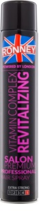 Ronney Vitamin Complex Revitalizing Extra Strong Hold Regenerating Hairspray