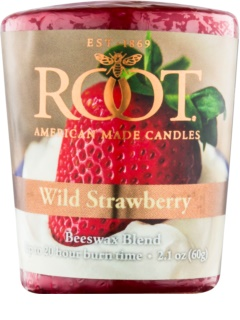 Root Candles Wild Strawberry velas votivas 60 g