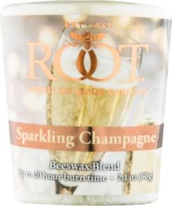 Root Candles Sparkling Champagne vela votiva 60 g