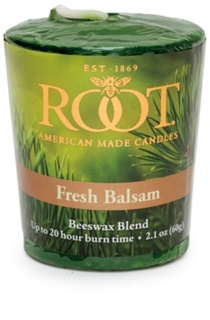 Root Candles Fresh Balsam Votivkerze