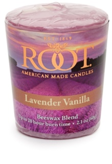 Root Candles Lavender Vanilla Votive Candle 60 g
