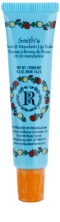 Rosebud Perfume Co. Smith`s Rose & Mandarin Lippenbalsam in der Tube