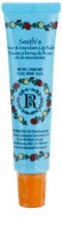 Rosebud Perfume Co. Smith`s Rose & Mandarin balsam de buze într-un tub