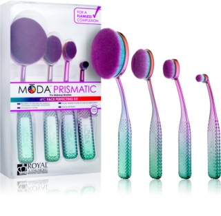 Royal and Langnickel Moda Prismatic Brush Set