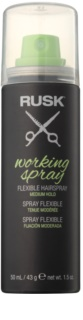 Rusk Styling Dair Spray For Fixation And Shape