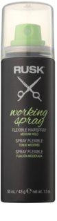Rusk Styling spray do włosów do utrwalenia kształtu