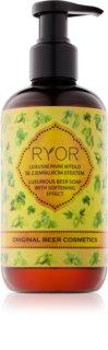 RYOR Original Beer Cosmetics pivno tekoče milo