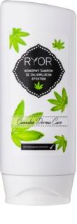 RYOR Hair Care konopný šampon se zklidňujícím efektem
