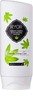 RYOR Hair Care champô de cânhamo com efeito calmante