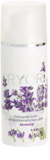 RYOR Aknestop creme de proteção para pele problemática
