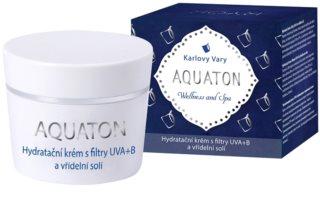 RYOR Aquaton crema hidratante con filtro UVA y UVB