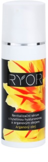 RYOR Argan Oil ser revitalizant cu acid hialuronic