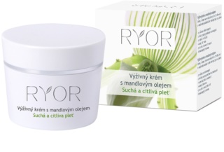 RYOR Dry And Sensitive Nutritive Cream With Almond Oil