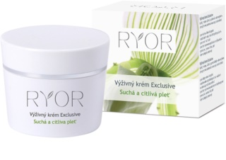RYOR Dry And Sensitive crema nutritiva Exclusive