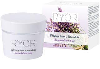 RYOR Lavender Care odżywczy krem do twarzy
