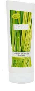 RYOR Lemongrass gel de ducha refrescante