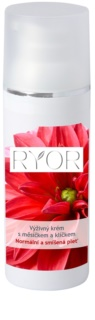 RYOR Normal to Combination creme nutritivo com calêndula gérmen de cereal