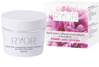 RYOR Ryamar Day Cream With Amaranth Oil And Silk