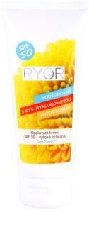 RYOR Sun Care opalovací krém SPF 50