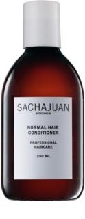 Sachajuan Cleanse and Care Conditioner für Volumen und Festigkeit