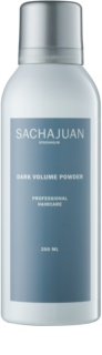 Sachajuan Styling and Finish Puder für mehr Volumen bei dunklem Haar
