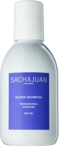 Sachajuan Cleanse and Care Silver Shampoo to Neutralize Brassy Tones