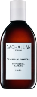 Sachajuan Cleanse and Care zhušťující šampon