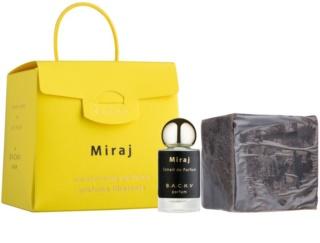 S.A.C.K.Y. Miraj perfume hidratante unissexo 150 g  + extrato de perfume 5 ml