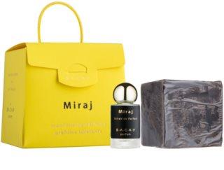 S.A.C.K.Y. Miraj parfum hydratant mixte + extrait de parfum 5 ml 150 g