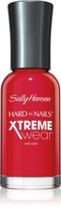 Sally Hansen Hard As Nails Xtreme Wear odżywczy lakier do paznokci