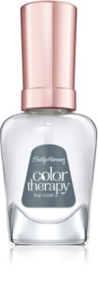 Sally Hansen Color Therapy Top Coat With Argan Oil