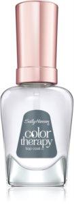 Sally Hansen Color Therapy горен лак за нокти с арганово масло