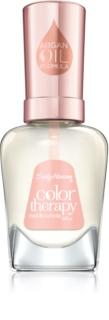 Sally Hansen Color Therapy олио за здрава кожичка и нокти с арганово масло
