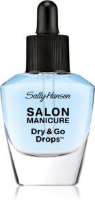 Sally Hansen Complete Salon Manicure Dry & Go Drops accélérateur de séchage de vernis en gouttes