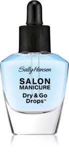 Sally Hansen Complete Salon Manicure Dry & Go Drops σταγόνες που επιταχύνουν το στέγνωμα του βερνικιού νυχιών