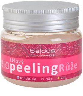 Saloos Bio Peeling Körperpeeling Rose