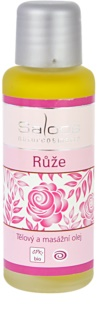 Saloos Bio Body and Massage Oils Körper- und Massageöl Rose