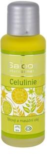 Saloos Bio Body and Massage Oils tělový a masážní olej Celulinie