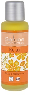 Saloos Bio Body and Massage Oils huile corporelle pour massage Relax