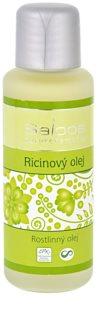 Saloos Vegetable Oil ricínový olej na tvár a telo