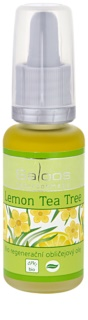 Saloos Bio Regenerative Lemon Tea Tree Organic Regenerating Facial Oil