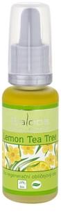 Saloos Bio Regenerative био регенериращо масло за лице Лимон Чаено дърво