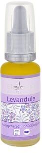 Saloos Bio Regenerative bio regenerační obličejový olej Levandule